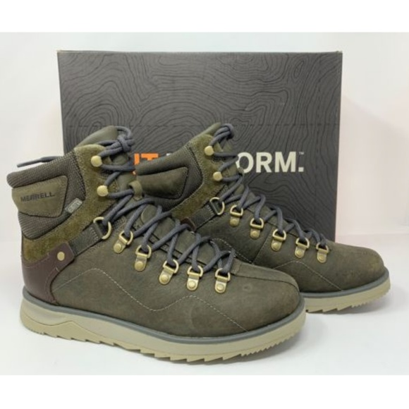 a3b03db0 Merrell Epiction Polar Waterproof Hiking Boots 7.5 Boutique
